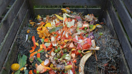 Composting food scraps is a great way to reduce waste. (Photo courtesy of Pixabay user Ben_Kerckx).