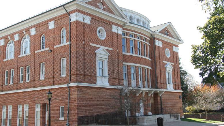 The Gospel Choir will perform on Dec. 8 at 3 p.m. in Alumni Hall. (Marya Kuratova / McDaniel Free Press).