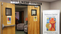 The Wellness Center is located on the second floor of Winslow Hall. (Marya Kuratova / McDaniel Free Press).