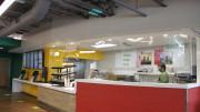 The new Hilltop Pub opened on Aug. 19. (Ciara O'Brien / McDaniel Free Press)