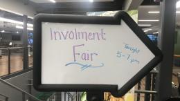 The Involvement Fair ran from Aug. 24-Sept. 2. (Ciara O'Brien / McDaniel Free Press).