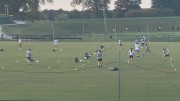 Women's soccer practices follow social distancing guidelines (Max Engle / McDaniel Free Press).